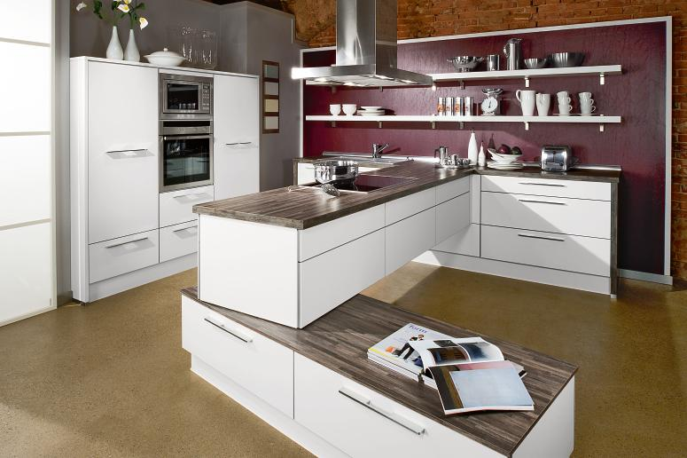 Kitchen Interior Design: Stylish Contemporary Kitchens From Bauformat