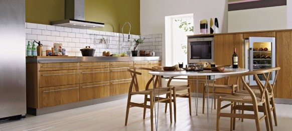 Beautiful Swedish Kitchen