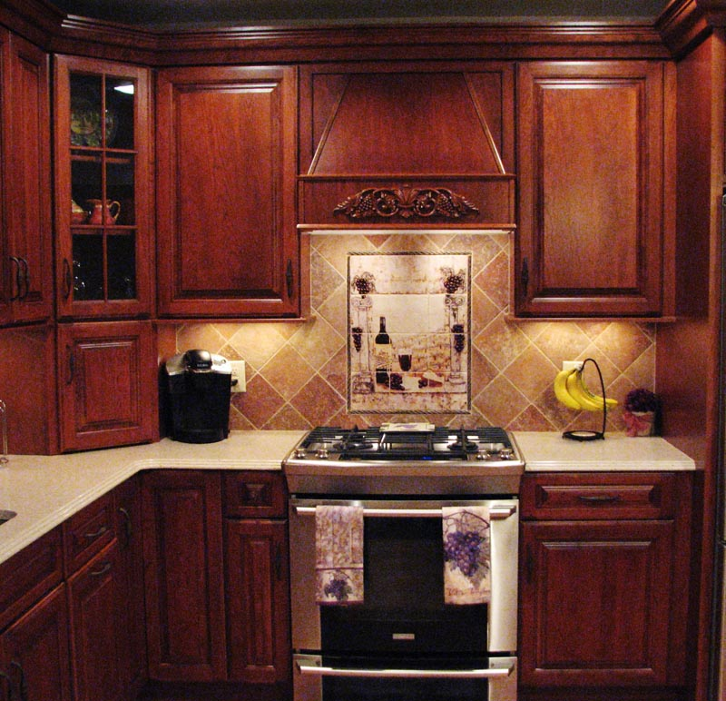 Best Backsplashes For Kitchens Home Design Ideas Beauteous Best Backsplashes For Kitchens Decoration