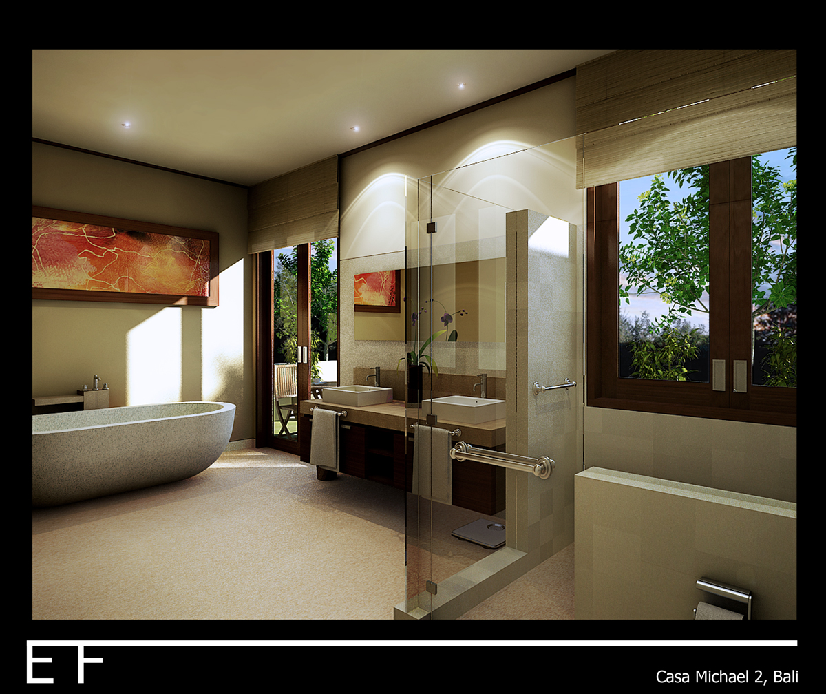 16 designer bathrooms for inspiration for Design casa
