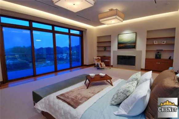 beautiful pete sampras bedroom