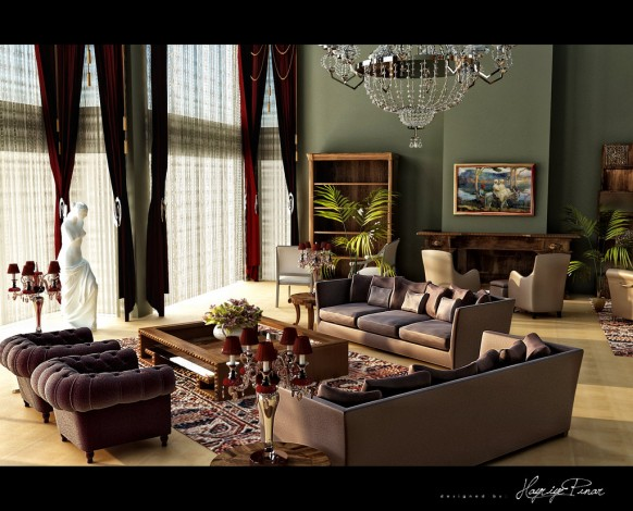 beautiful living room1
