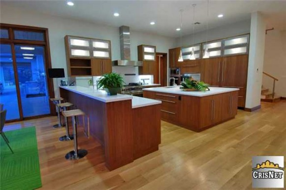 gorgeous kitchen pete sampras
