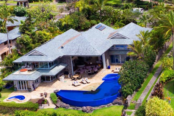 Tiger Woods' Home In Hawaii Design 3