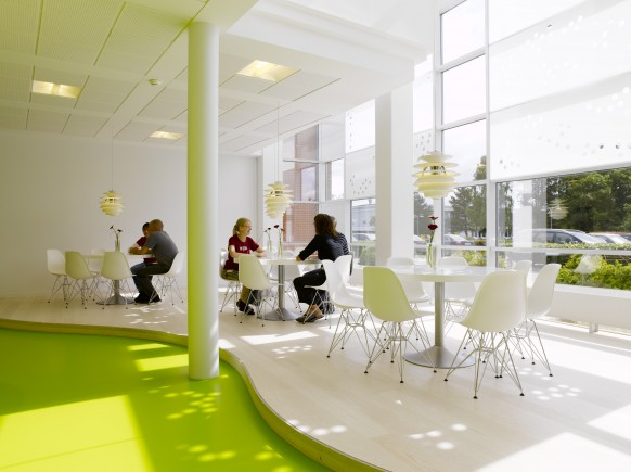 Beautiful Design Of Offices LEGO