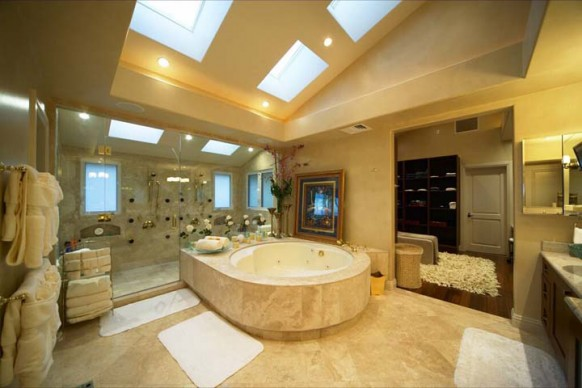 outstanding bathroom interiors