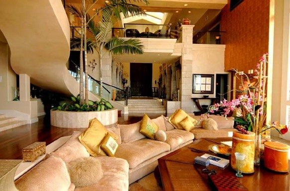 Tiger Woods' Home In Hawaii Design 1