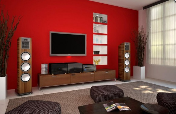 Room Design For Television
