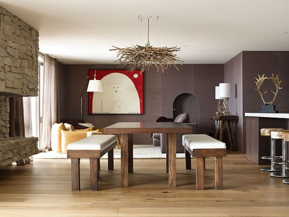 7 wonderful oak decor
