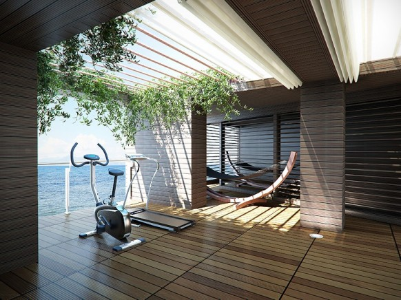 Design inspiration and design tips of home gym for Best home gym design ideas