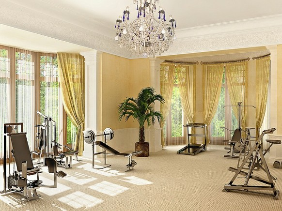 ���� ���� 2011 home-gym-ideas-582x436.jpg