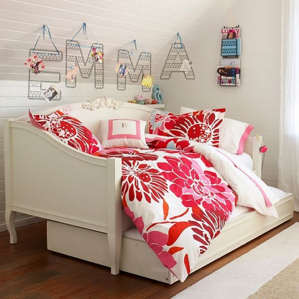 Teenage Girls Room Designs