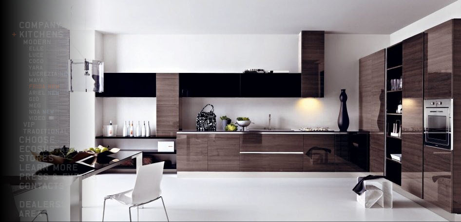 Modern Italian Kitchen Design