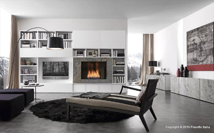 Incredible Modern Living Room with Fireplace 720 x 450 · 47 kB · jpeg
