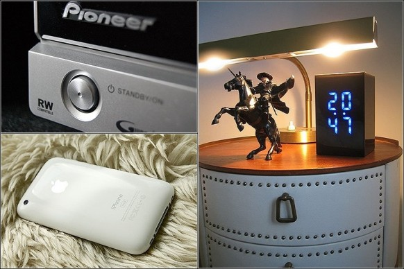 techy nightstand gadgets