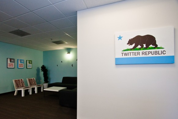 Twitter Is Growing And So Is Its Office