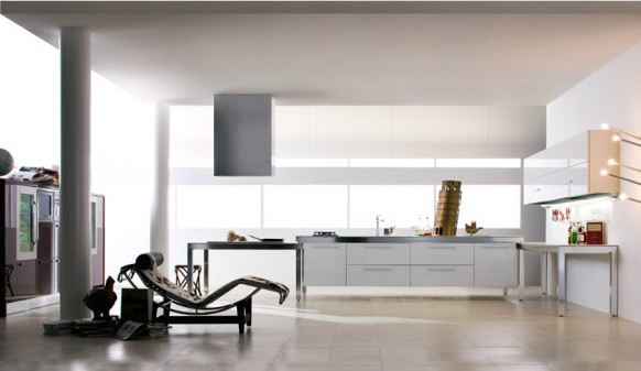 Contemporary Kitchen Photos Modern luxury kitchen interior design with contemporary decoration