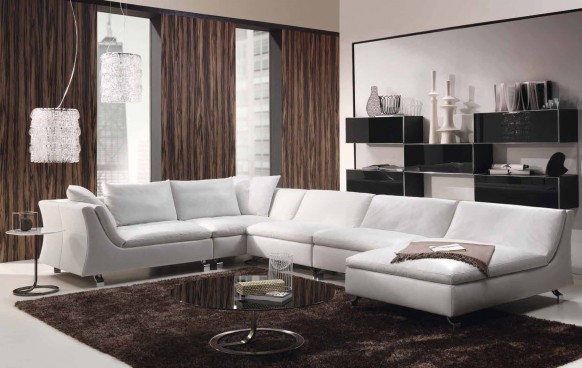 Livingroom Designs Modern And Natural New Style