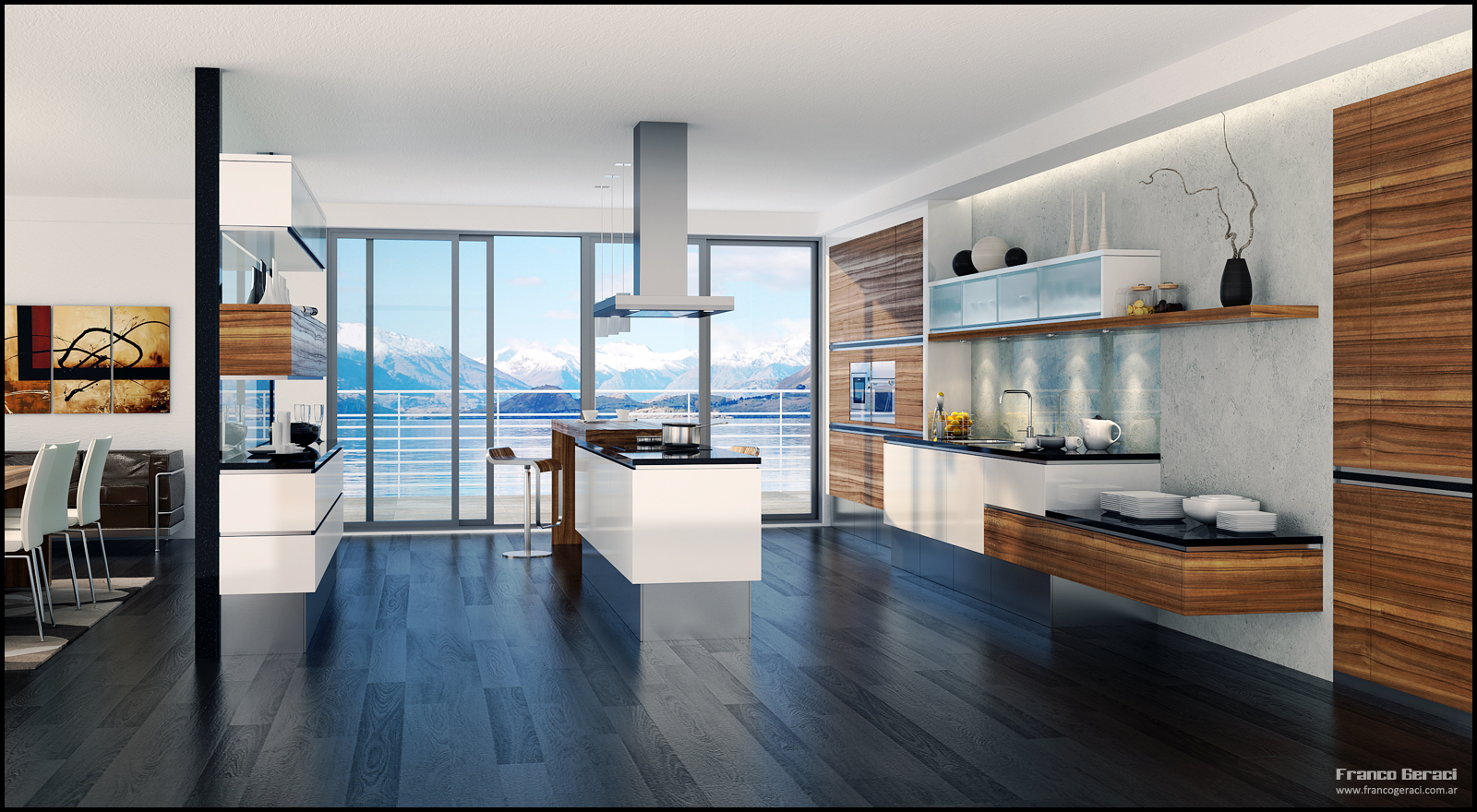 Incredible Modern Kitchen Designs 1600 x 880 · 1013 kB · jpeg