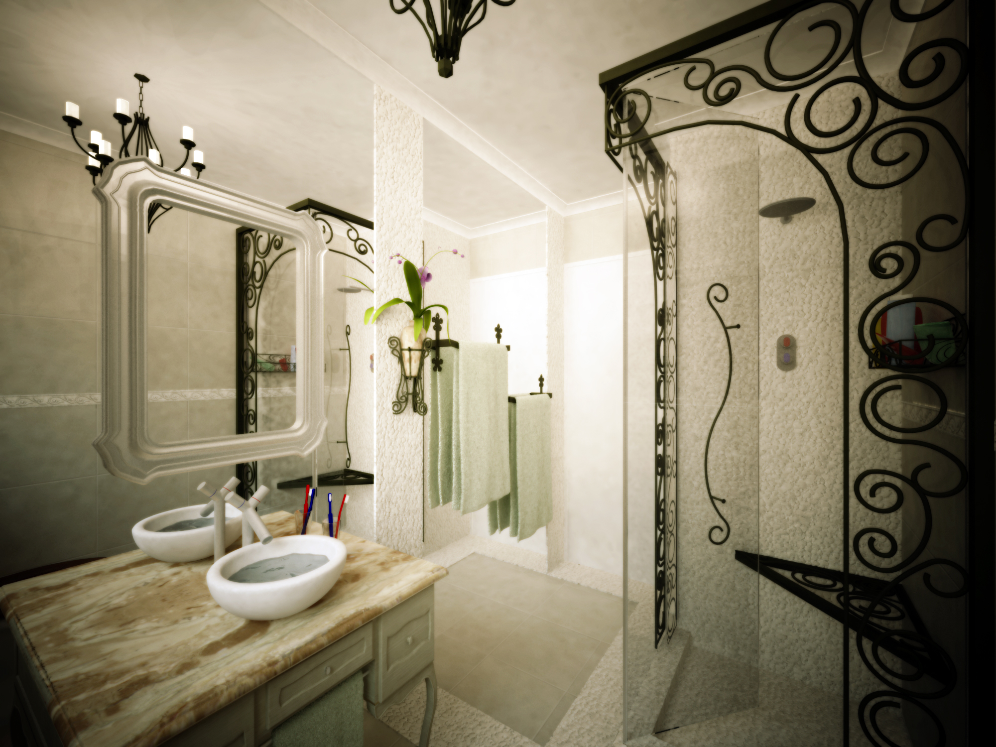 11 wildly artistic bathrooms Home bathroom designs