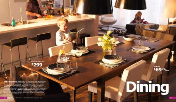 ikea 2011 dining room furniture