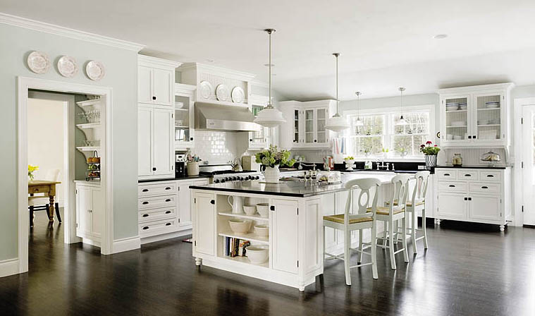White Kitchen The Interior Designs Interesting White Kitchen Design