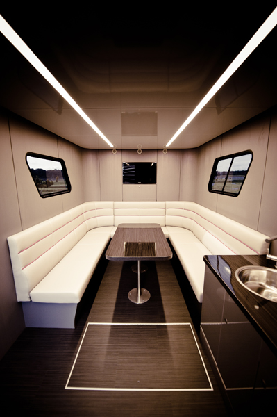 Yet another luxury caravan for Interior caravan designs