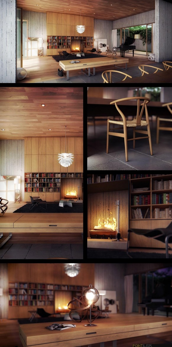 modern-living-room-wood