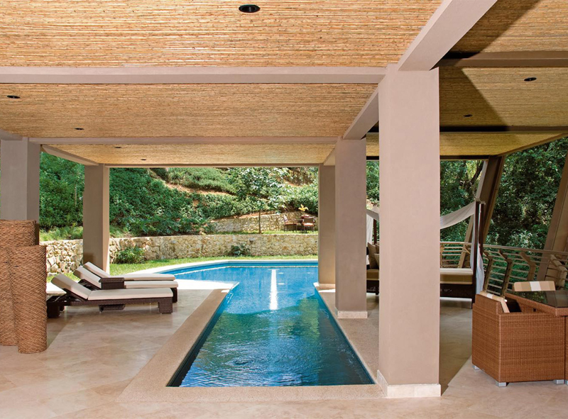 House designs luxury homes interior design a massive for Luxury home plans with indoor pool