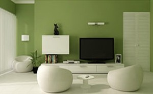 green-living-room