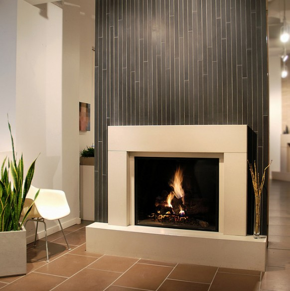 western fireplace wallpaper - photo #20