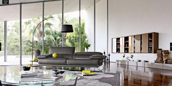 contemporary living furniture
