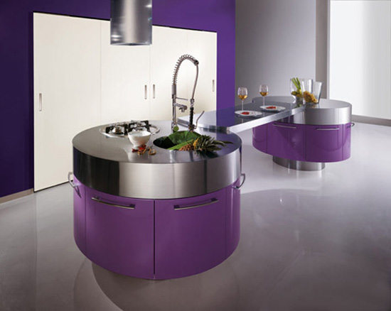 ����� ������ ���� 2011 modern-purple-kitchen-with-cylindrical-fan-above-stainless-steel-countertop.jpg