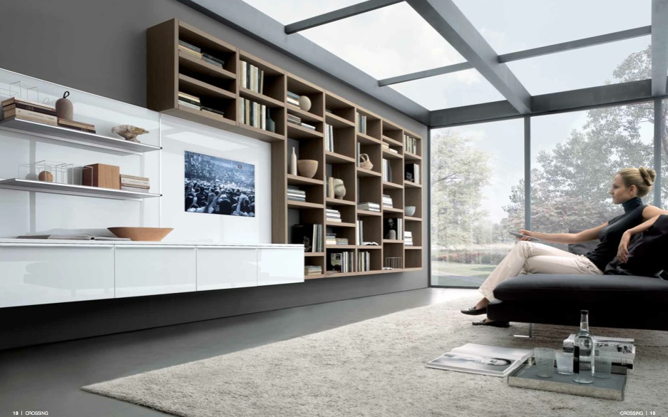 Interesting Contemporary Living Room Design Touches In Modern ...
