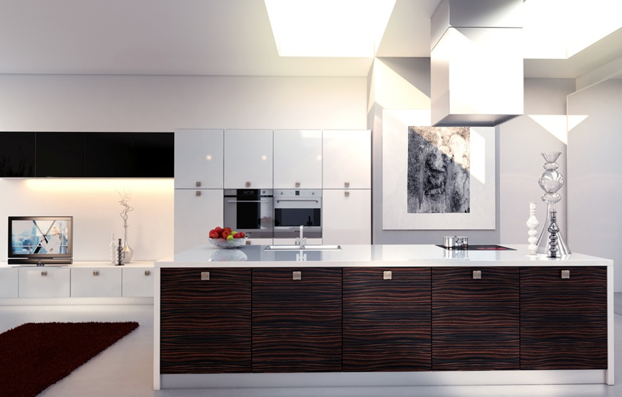 Modern White Kitchen Cabinets | 872 x 557 · 101 kB · jpeg | 872 x 557 · 101 kB · jpeg