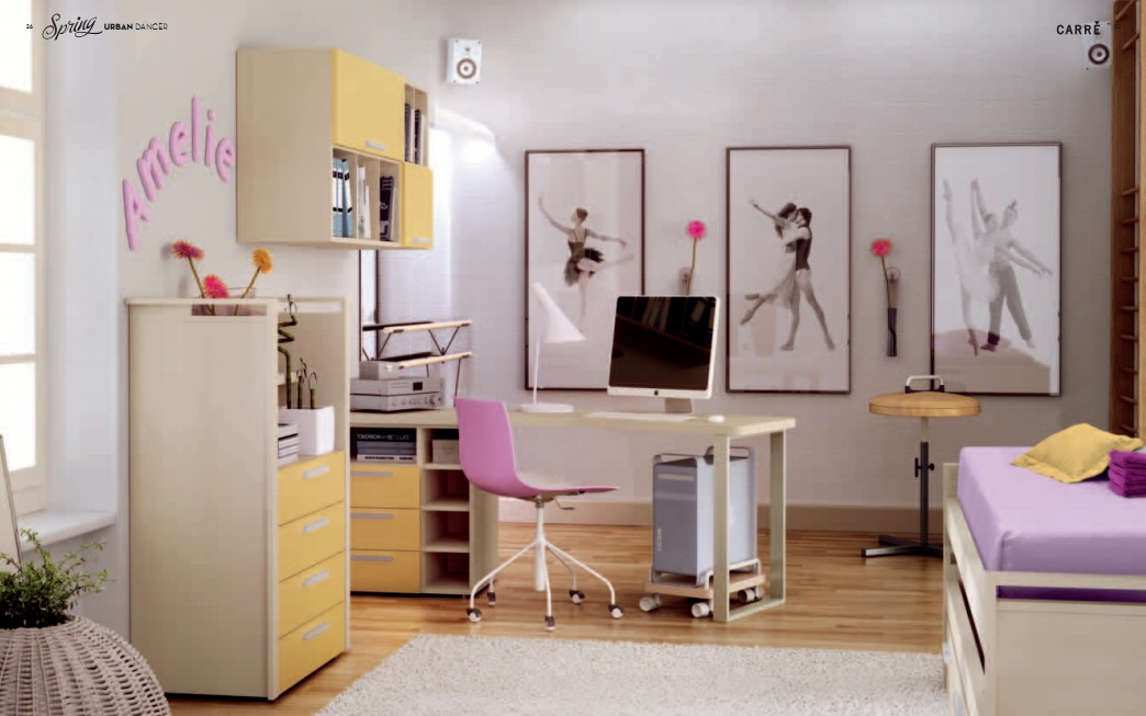 MY DREAM HOUSE Themed Teen Rooms For Artist Dancer Rockstar And