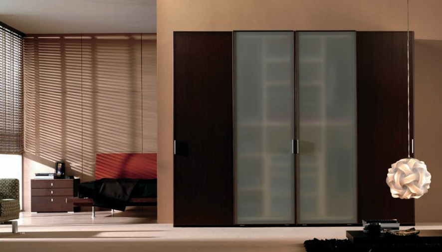 Wardrobe designs Bedroom wardrobe interior designs