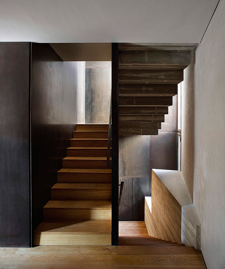 Interior stairs for Interior staircase designs photos