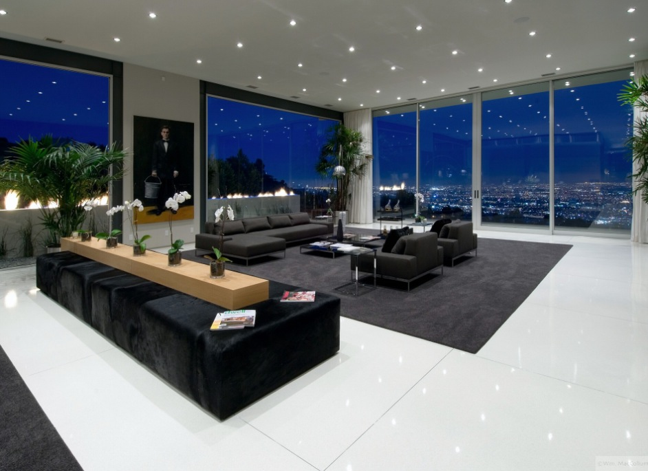 Luxury living room wonderful design open plan living dining area homeincast