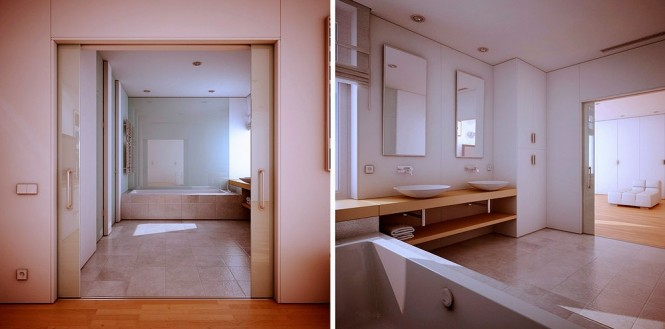modern bathroom design picture