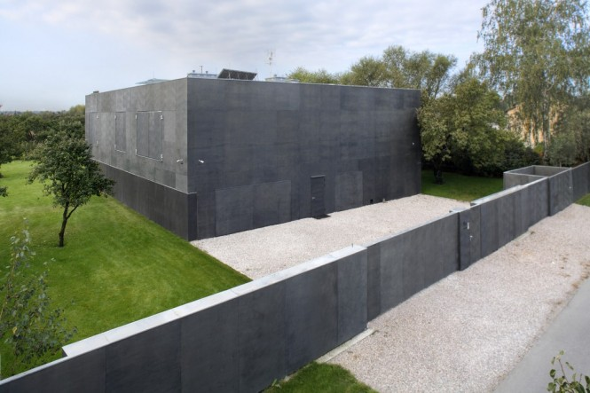 safe house wall protection