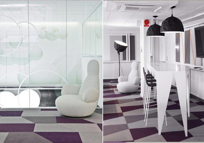 Skype keeps office design inspirational