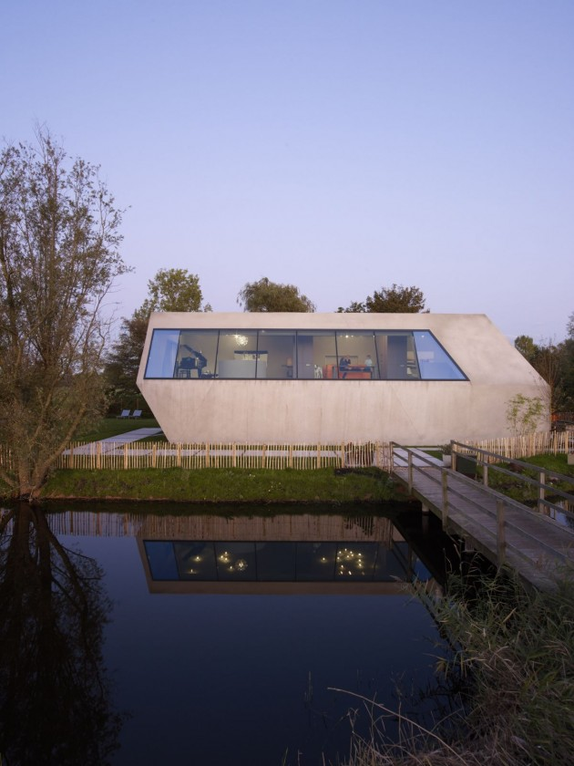 sodae dutch vmx architecture house