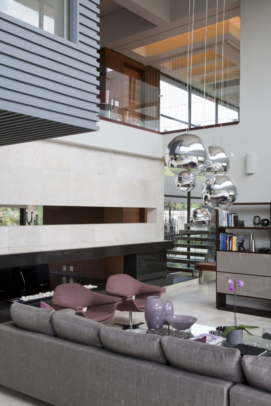 living area of nico house