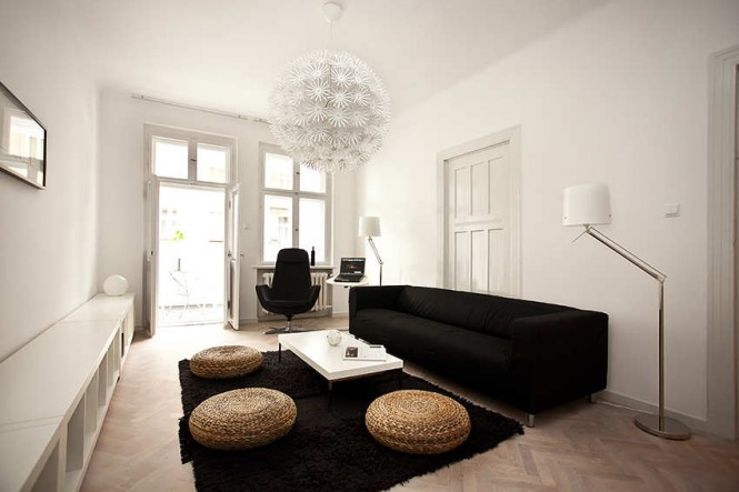 polish white apt