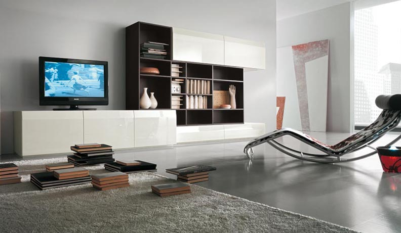 modern tv wall units white and brown wall tv mount