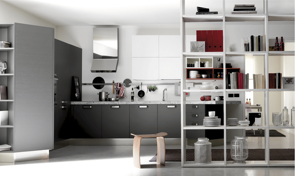 white and red kitchen2