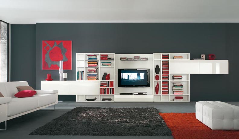 Outstanding Modern TV Wall Unit Designs 792 x 461 · 208 kB · jpeg