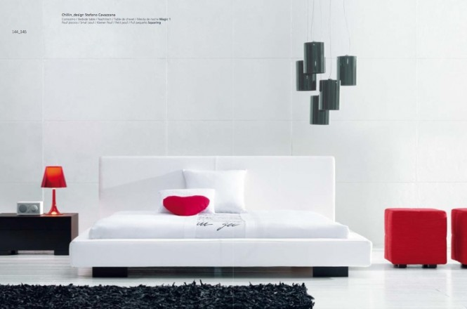 luxury-white-red-black-bedroom