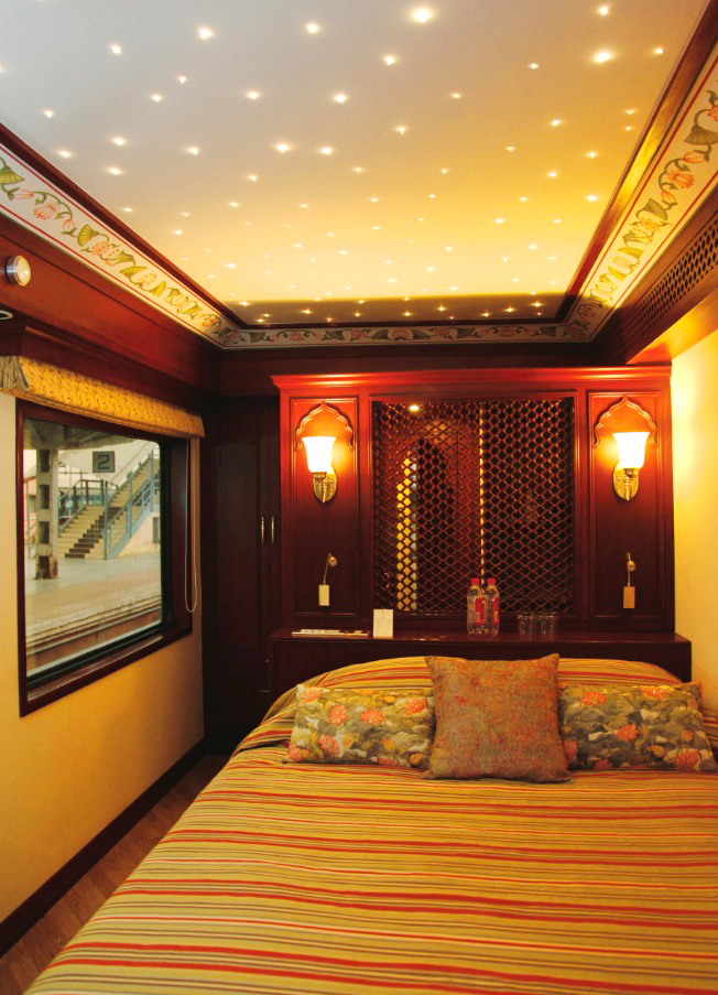 maharaja starlight ceiling bedroom